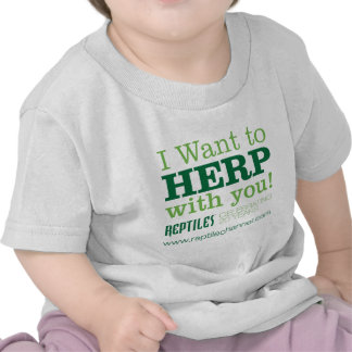 Aniversario #1 de los REPTILES Camisetas