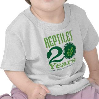 Aniversario #3 de los REPTILES Camiseta