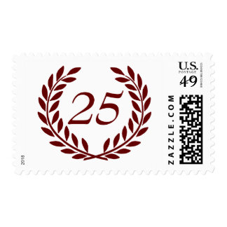Aniversario adaptable sello