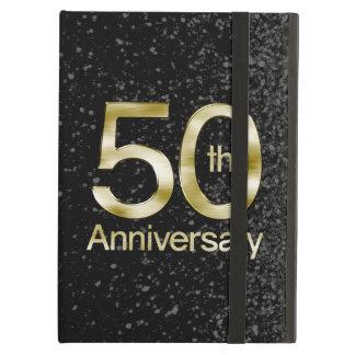 Aniversario atractivo del oro 50.o