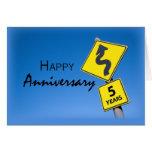 Aniversario de 3923 empleados, 5to año felicitación