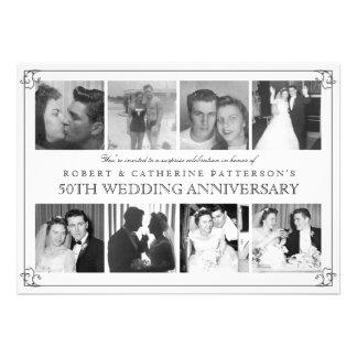 Aniversario de boda de la celebración 50 a de la f