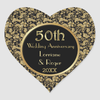 Aniversario de boda floral de la elegancia 50 a de