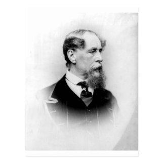 Aniversario de Charles Dickens Postal