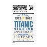 Aniversario de hundimiento titánico de 100 años