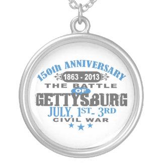 Aniversario de la batalla 150 de Gettysburg Colgante Redondo