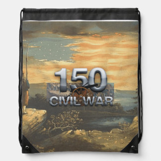 Aniversario de la guerra civil de ABH 150o Mochila