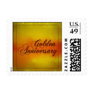 Aniversario de oro sellos
