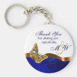 Aniversario del compromiso del favor del boda de l llavero personalizado