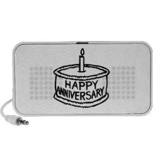 Aniversario feliz mp3 altavoces