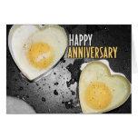 Aniversario feliz tarjeton