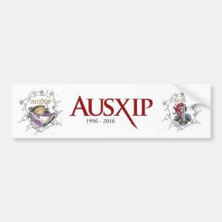 Aniversario los Amazonas de AUSXIP vigésimo y Pegatina Para Auto