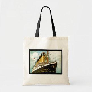 Aniversario titánico del RMS 100o Bolsa Tela Barata