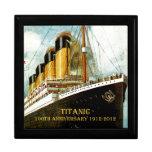 Aniversario titánico del RMS 100o Caja De Regalo