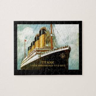 Aniversario titánico del RMS 100o Puzzle