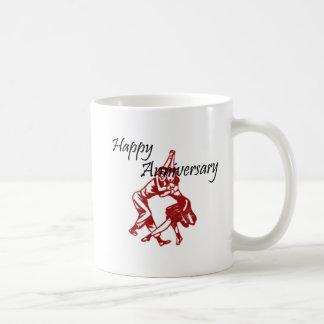 aniversary coffee mug