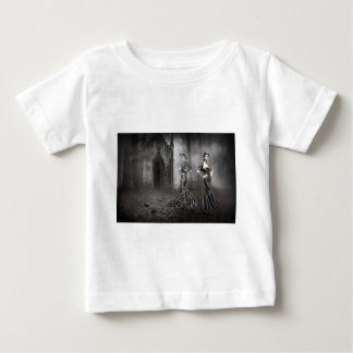 Anixias Ghost of twin sister Baby T-Shirt