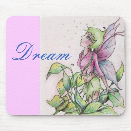 "Aniyah's ""Dream"" Mouse Pad"