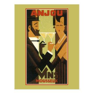 Anjou Postcard