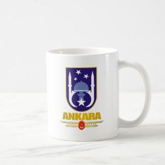 Ankara Classic White Coffee Mug