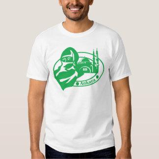 Ankara Stamp T Shirts