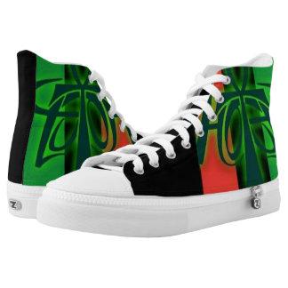 ankcestor hotep shoes zipz hightop shoes