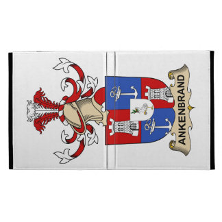 Ankenbrand Family Crests iPad Cases