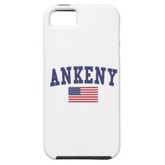 Ankeny US Flag iPhone SE/5/5s Case