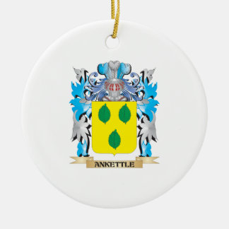 Ankettle Coat Of Arms Ornaments
