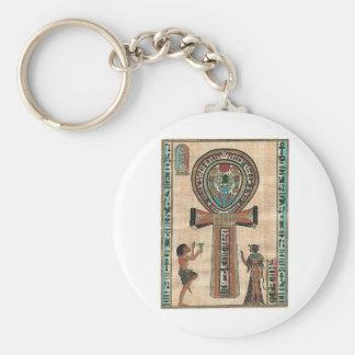 Ankh 1 keychain