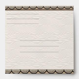 Ankh 5 1/2x5 1/2 Lined Envelope