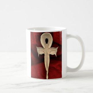 Ankh as Man Coffee Mug