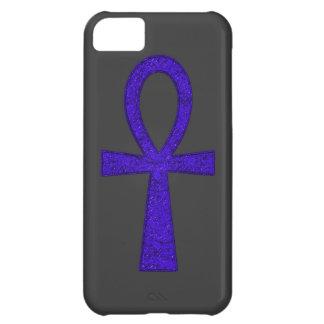 Ankh azul funda iPhone 5C