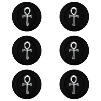 Ankh Pack Of Small Button Covers