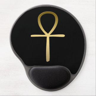 Ankh cross Egyptian symbol Gel Mouse Pad