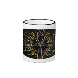 Ankh Drinkware Ringer Coffee Mug