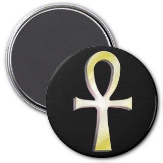 Ankh gold Magnet