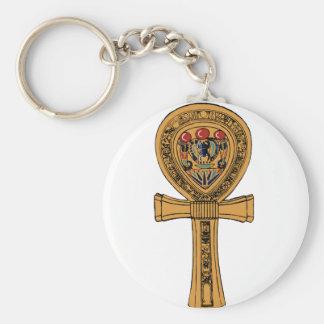 Ankh Key Chains