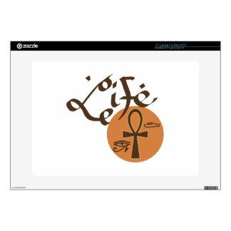 "Ankh Life 15"" Laptop Skins"