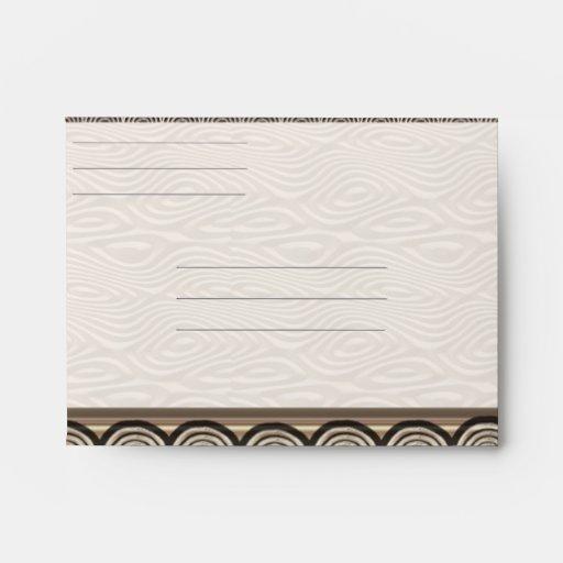 Ankh Notecard Lined Standard Envelope