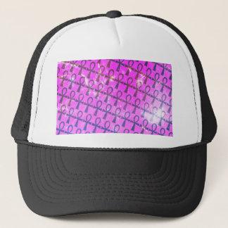 Ankh Pattern Trucker Hat