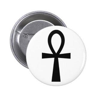 Ankh Pinback Button