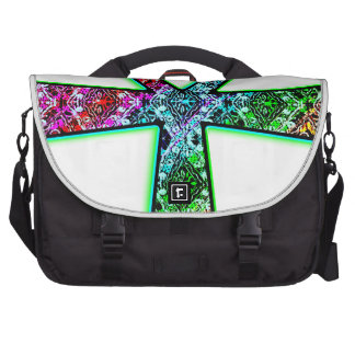 Ankh Psychedelic Computer Bag