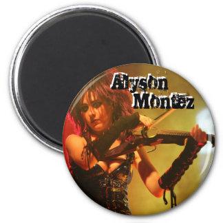 Ankh Rocker Magnet
