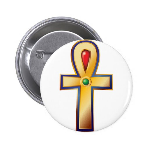 Ankh- The Ancient Egyptian Symbol of Life Pin