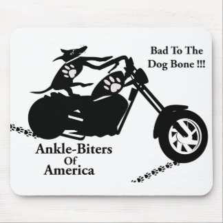 Ankle-Biters Of America Mouse Pad