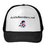 AnkleBenders.net Hat