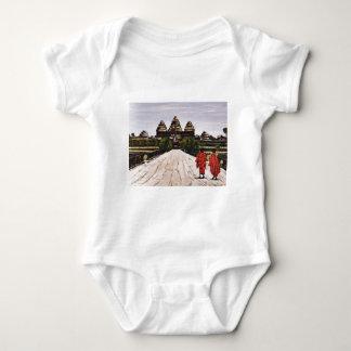 Ankor Wat Baby Bodysuit
