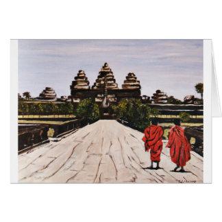 Ankor Wat Card