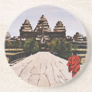 Ankor Wat Drink Coaster